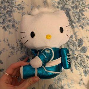 Hello kitty millennium 2000 collectors plush